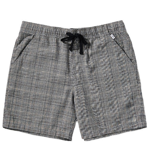 Banks Journal Banks Men's Barnaby Walkshort Dirty Black