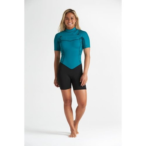 Billabong Billabong 2/2 Synergy Dames SS Springsuit Mermaid