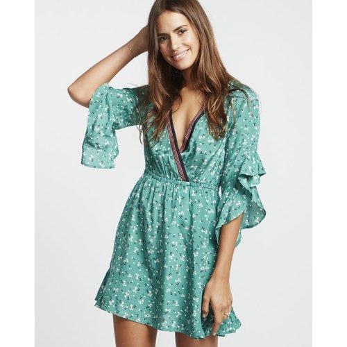 Billabong Billabong Dames Love Light Dress Emerald Bay