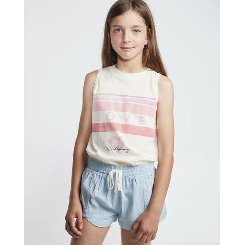 Billabong Billabong Kinder Mad For You Shorts Chambray