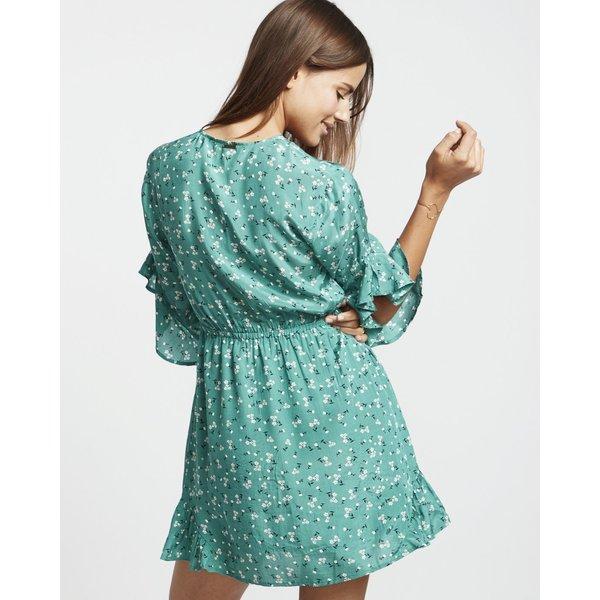 Billabong Dames Love Light Dress Emerald Bay