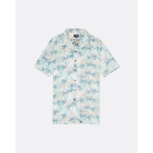 Billabong Billabong Men's Vacay SS Shirt Multi