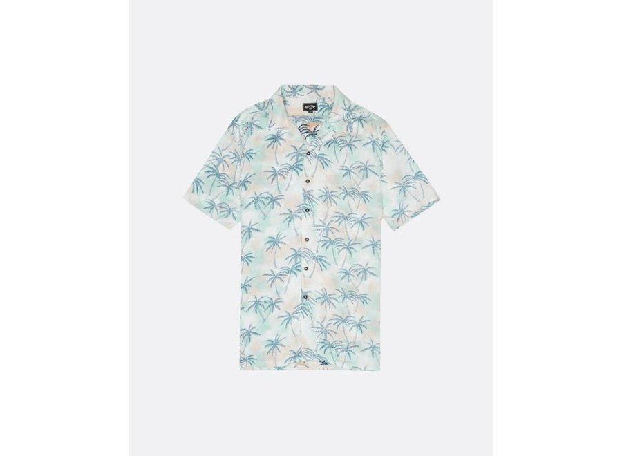 Billabong Heren Vacay SS Shirt Multi