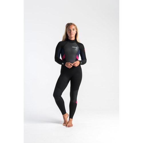C-Skins C-Skins Element 3/2 Women's Wetsuit Black/Slate/Coral