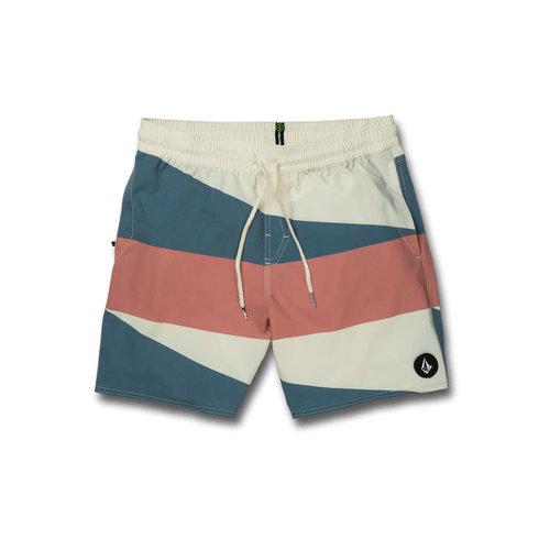 Volcom Volcom Men Knotical Boardshorts Trunks 17'' White Flash
