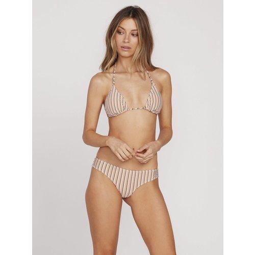Volcom Volcom Women's E'ry Minute Triangle Bikini Top Multi