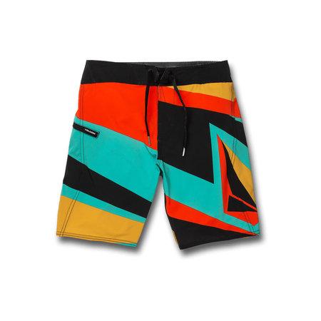 Volcom Volcom Kinder Ransacked Mod Boardshorts Black