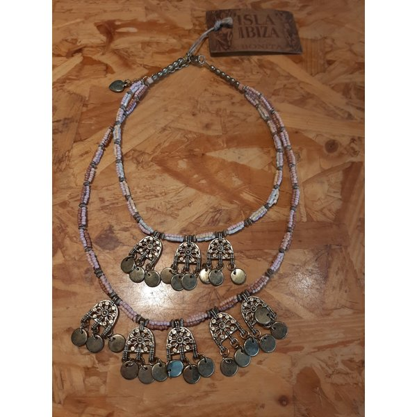 Isla Ibiza Necklace Mix Terra