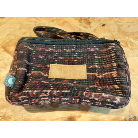 Curms Curms 3-Zipper Purse Mixed Earth