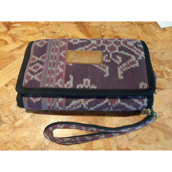 Curms Wallet Purple