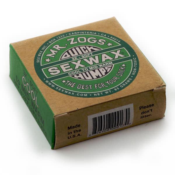 Mr Zogs Sex Wax 3X Cool Wax
