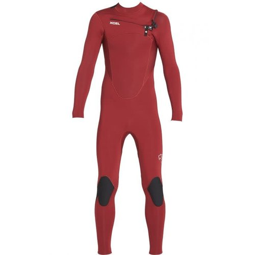 Xcel Xcel Comp 4/3 Youth Summer Wetsuit Chilli Pepper