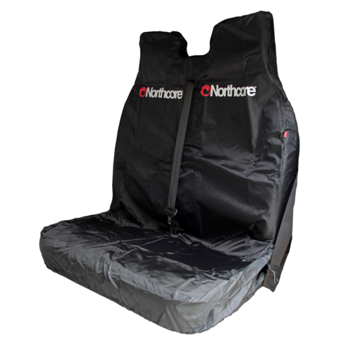 Northcore Northcore Double Waterproof Van Seat Cover Black