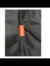 Northcore Waterproof Enkele Autostoel Beschermer Zwart