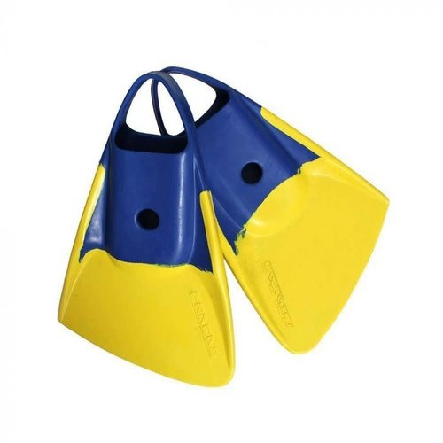 Vision Vision Blade Blue Yellow Swim Flippers