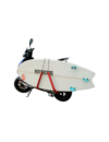 Northcore Low-Rider Surfboard Scooter Rack