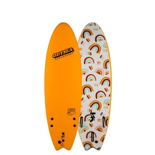 Catch Surfboards Catch Odysea 6'0'' Pro Skipper Taj Burrow Pilsner 2.0