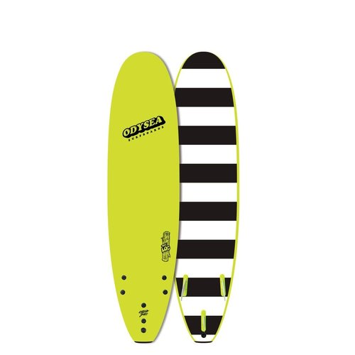 Catch Surfboards Catch Odysea 7'0'' LOG Electric Lemon 2.0