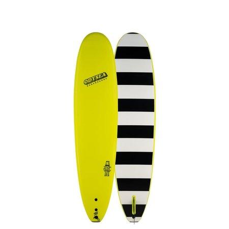 Catch Surfboards Catch Odysea 7'0'' Plank Single Fin Electric Lemon 2.0