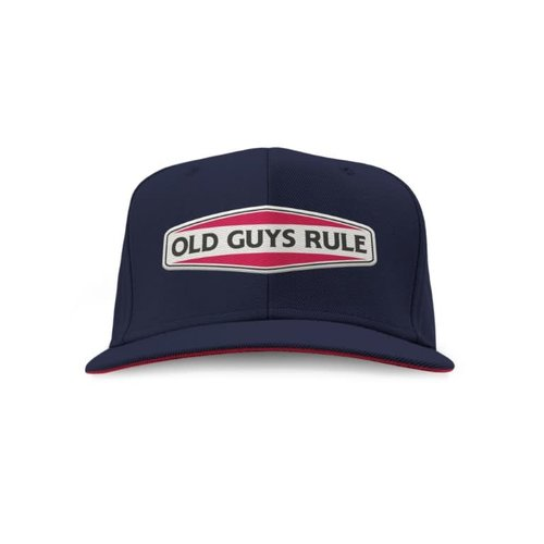 Old Guys Rule Old Guys Rule Aged To Perfection II Cap Navy