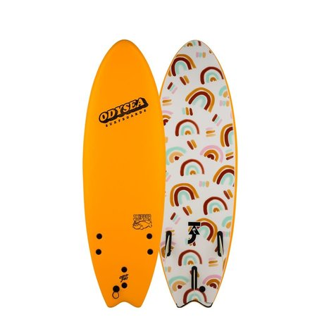 Catch Surfboards Catch Odysea 5'6'' Pro Skipper Taj Burrow Pilsner 2.0