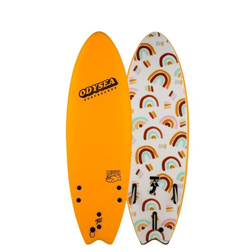 Catch Surfboards Catch Odysea 5'6'' Pro Skipper Taj Burrow Pilsner 2.0