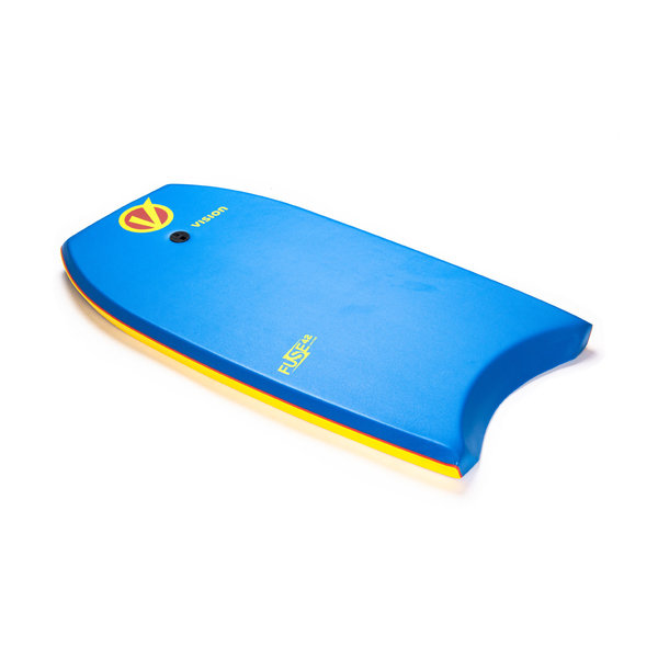 Vision Fuse Bodyboard 42'' Royal Blue/Yellow