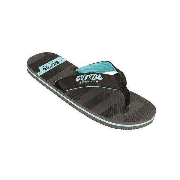Cool Shoe Kinder Slippers Zinc Boy Stripes