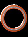 Wham-O Extreme Coaster Frisbee Ring
