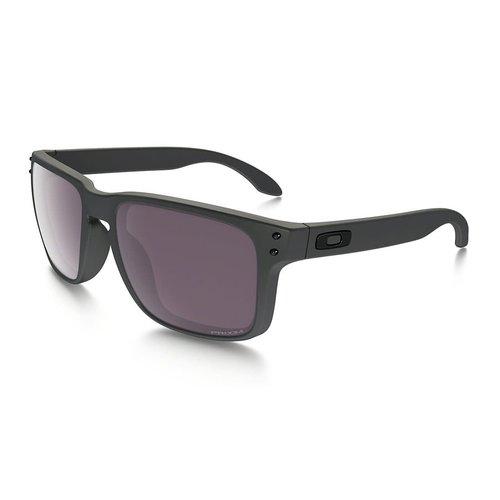 Oakley Oakley Holbrook Steel Prizm Daily Polarized Sunglasses