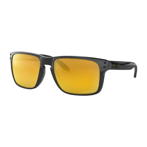 Oakley Oakley Holbrook XL Midnight Polished Black Prizm 24k Polarized Sunglasses
