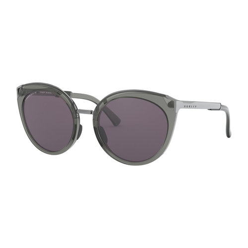 Oakley Oakley Top Knot Onyx Prizm Grey Sunglasses