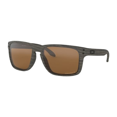 Oakley Oakley Holbrook XL Woodgrain Prizm Tungsten Polarized Sunglasses