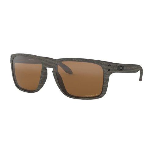 Oakley Oakley Holbrook XL Woodgrain Prizm Tungsten Polarized Sunglasses