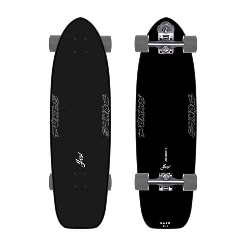 YOW YOW Stab in the Dark Pukas 34,5'' Surf Skateboard