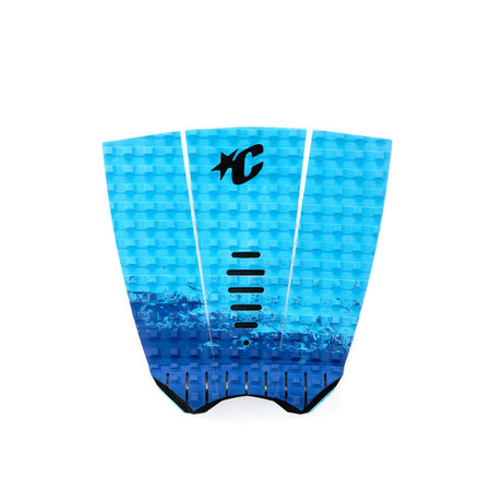 Creatures of Leisure Creatures of Leisure Tailpad Mick Fanning Cyan Fade Black