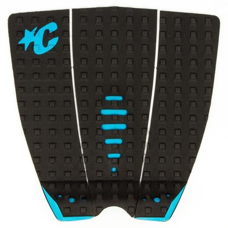Creatures of Leisure Creatures of Leisure Tailpad Mick Fanning Lite Black Cyan