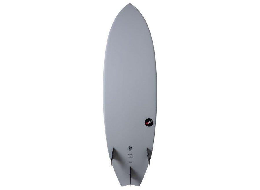 NSP Protech Fish 6'8'' Grey