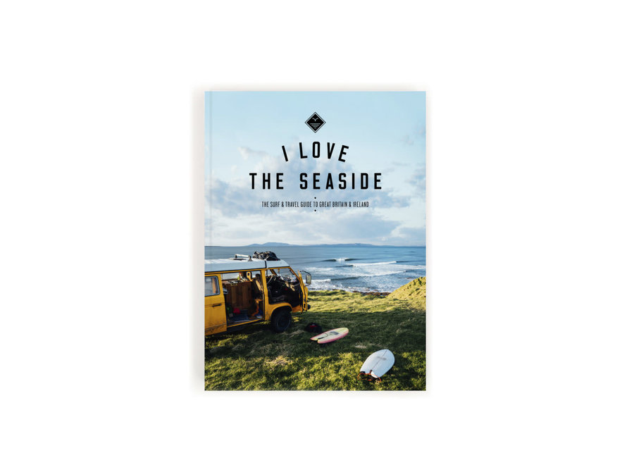 I Love The Seaside Great Britain & Ireland