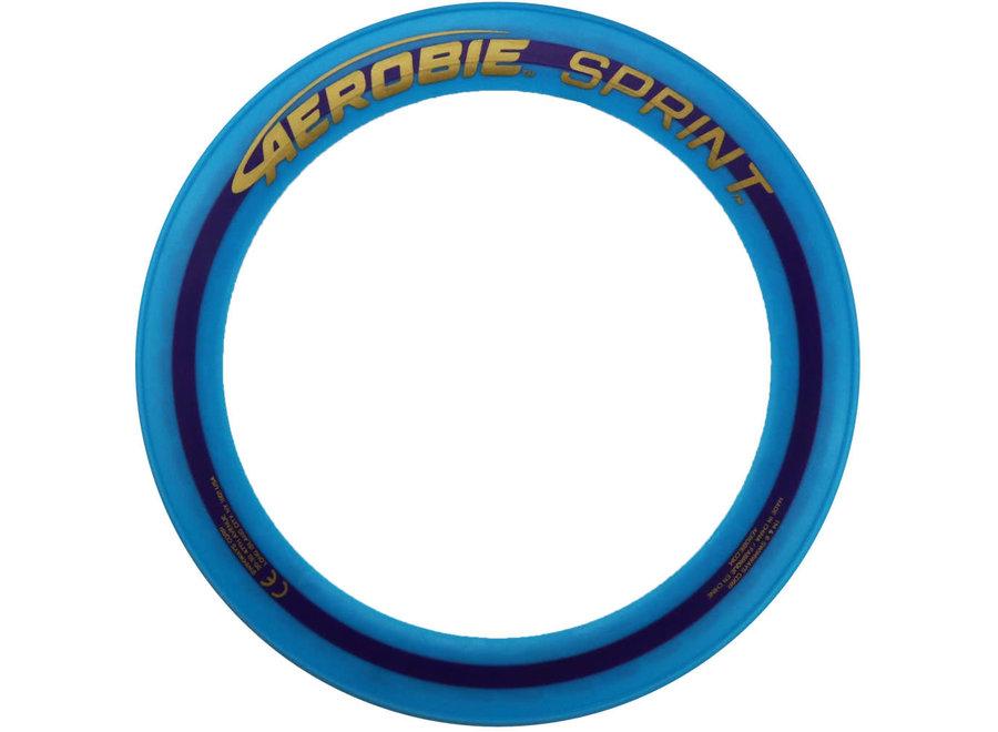 Aerobie Sprint Ring Frisbee Blauw