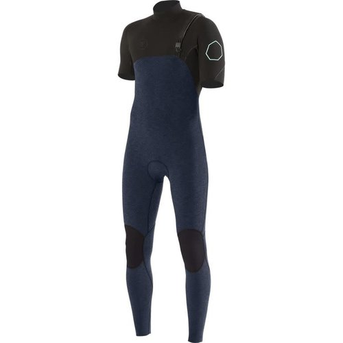 Vissla Vissla High Seas 3/2 Heren SS Wetsuit Naval Heather