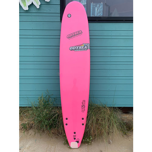 Catch Surfboards Catch Odysea 9'0'' LOG Hot Pink 2.0