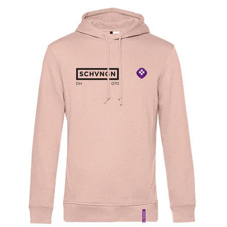 Hoods for Hoods Hoods for Hoods Scheveningen Hoodie Lifestyle Pink