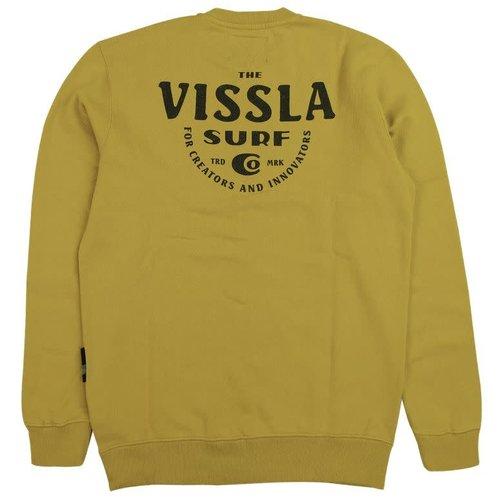 Vissla Vissla Men's Resurrection Crew Golden Hour