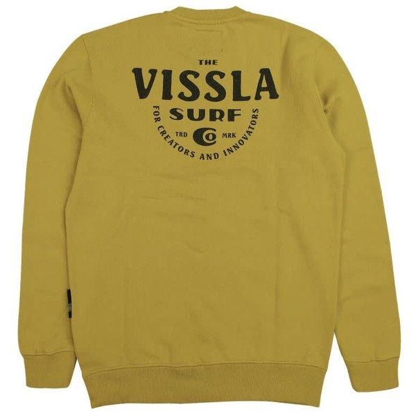 Vissla Men's Resurrection Crew Golden Hour
