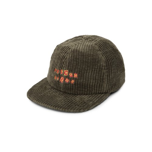 Volcom Volcom Cut Copy Cap Military