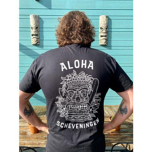 Aloha Surf Aloha Heren Tiki T-Shirt