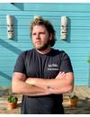 Aloha Heren Club T-Shirt Zwart