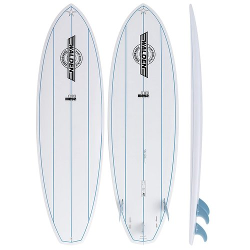 Walden Surfboards Walden Mini Mega Magic 2 X2 6'10''