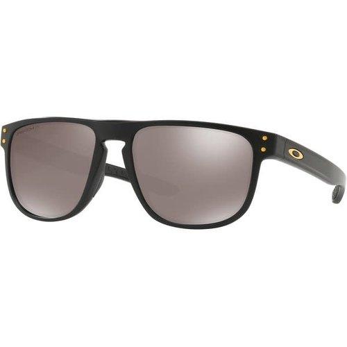 Oakley Oakley Holbrook R Matte Black Prizm Black Polarized Zonnebril
